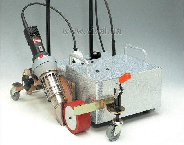 УВАГА! АКЦІЯ! Автомат для зварювання термопластиків Forplast за смішною ціною!