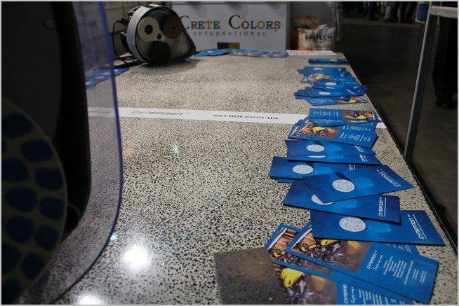 Запрошуємо взяти участь у технічному семінарі СУПЕРПОЛ полірованний бетон 18-19 квітня 2012