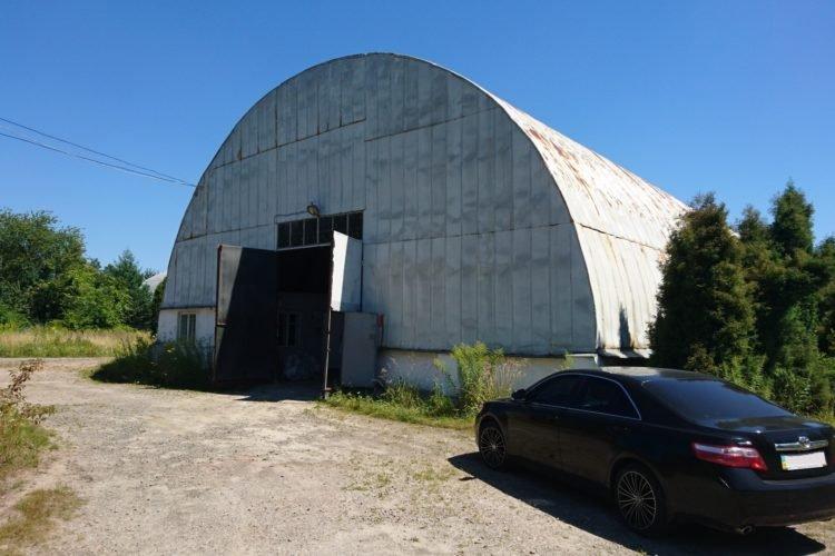 Открытие первого регионального склада в г. Львове