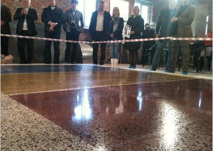 """II семінар """"СУПЕРПОЛ – полірований бетон"""" відбувся!"""