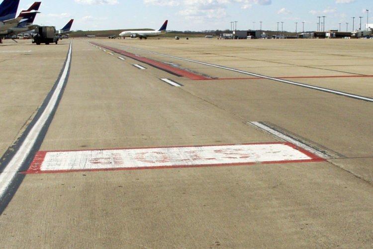 Аеродромні покриття. Рішення для ремонту