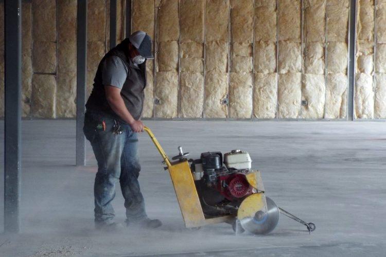 Алмазные диски для резки свежего бетона на складе!