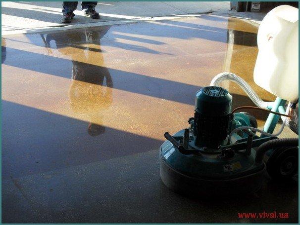 """Приглашаем принять участие в техническом семинаре """"СУПЕРПОЛ – полированный бетон"""""""