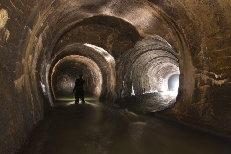 Защита бетона в канализациях