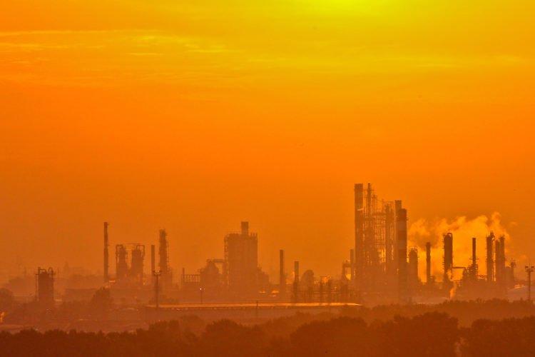 Гидроизоляция нефтяных емкостей