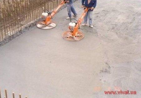 Уникальная абразивная стойкость пола при применении добавок в бетон Adi-Con