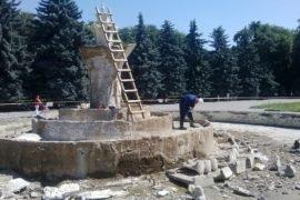 Міський фонтан, Вінниця