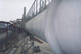Антикоррозийная защита трубопроводов