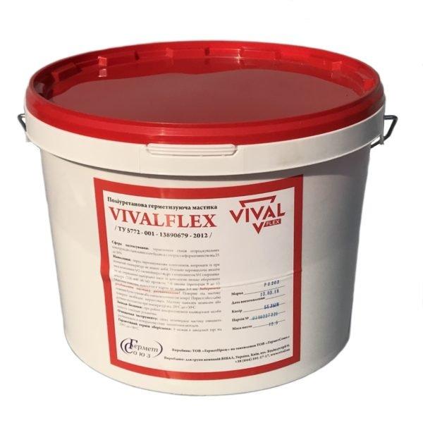 Мастика герметик VIVALFLEX PU203