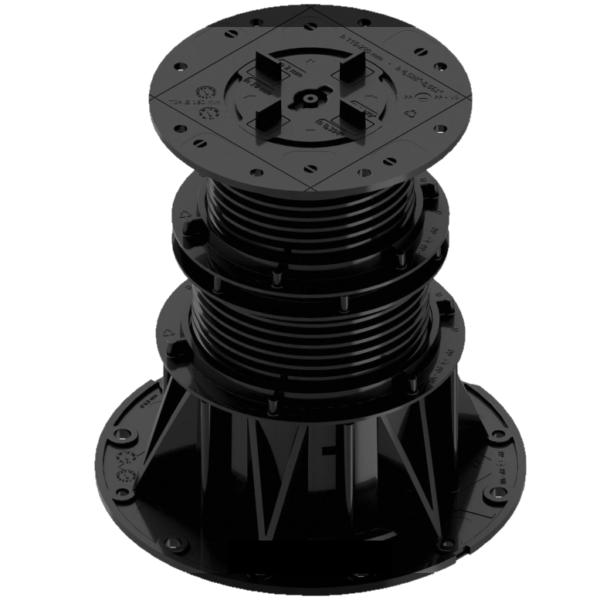 Опора MegaMart высотой 115-220 мм для фальшполов