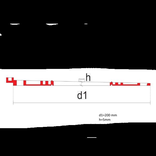 Схема корректора угла наклона