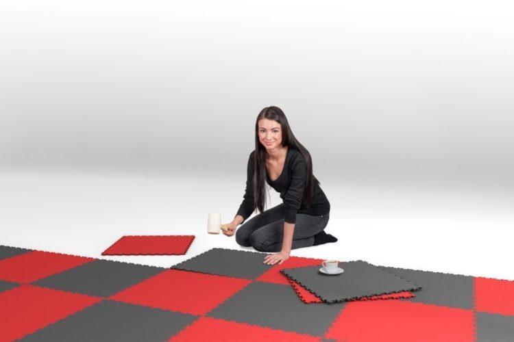 Вибираєте покриття для свого гаража? ПВХ плитка Fortelock – Ваш вибір