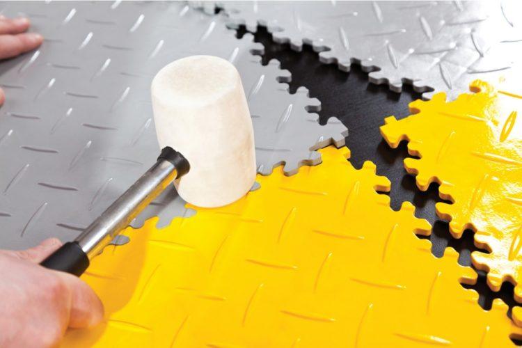 Інноваційне підлогове покриття для промислових і складських приміщень
