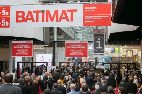 Международная строительная выставка BATIMAT 2019
