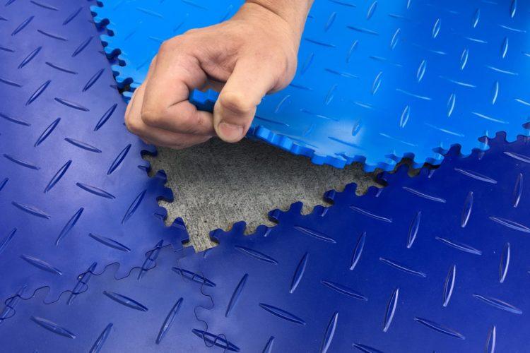 Fortelock: оригінальне зйомне покриття для підлоги