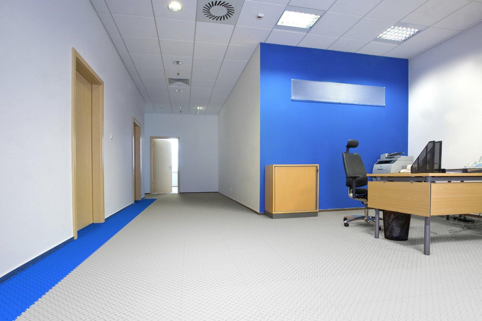 Офисный пол Fortelock