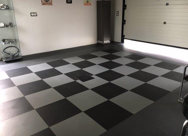 Какое покрытие выбрать для пола в гараже